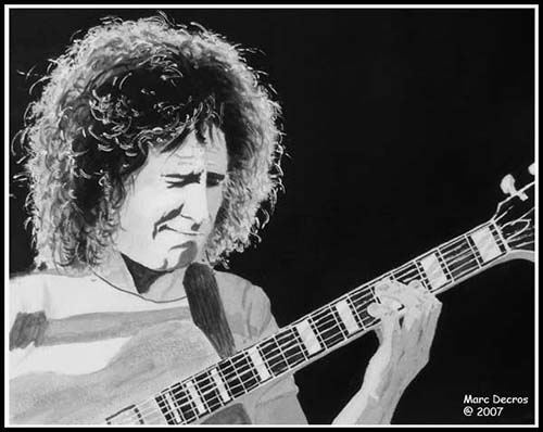 Pat Metheny by marco
